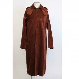 <img class='new_mark_img1' src='https://img.shop-pro.jp/img/new/icons24.gif' style='border:none;display:inline;margin:0px;padding:0px;width:auto;' />【ATHA】CORDUROY HOODED BALCOLLAR COAT