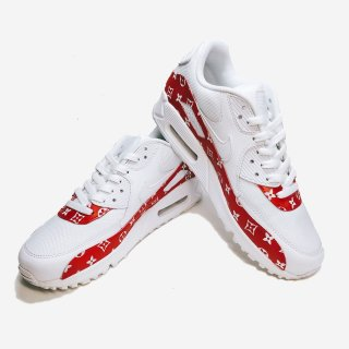 <img class='new_mark_img1' src='https://img.shop-pro.jp/img/new/icons14.gif' style='border:none;display:inline;margin:0px;padding:0px;width:auto;' />【STuREET】STuGRAM AIR MAX 90 WHT 受注販売