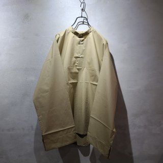 <img class='new_mark_img1' src='https://img.shop-pro.jp/img/new/icons7.gif' style='border:none;display:inline;margin:0px;padding:0px;width:auto;' />【 ATHA 】SUVIN COTTON STAND COLLAR PULLOVER SHIRTS