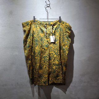 <img class='new_mark_img1' src='https://img.shop-pro.jp/img/new/icons7.gif' style='border:none;display:inline;margin:0px;padding:0px;width:auto;' />【 ATHA 】PAISLEY PRINT WIDE SHORTS