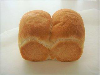 お米のミニ食パン 2つ山