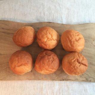 お米の丸パン6個セット