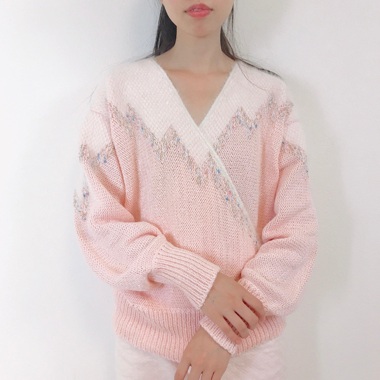 pop'n candy knit