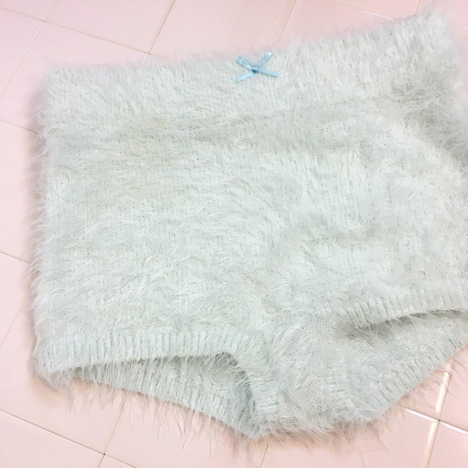 shaggy mint pants