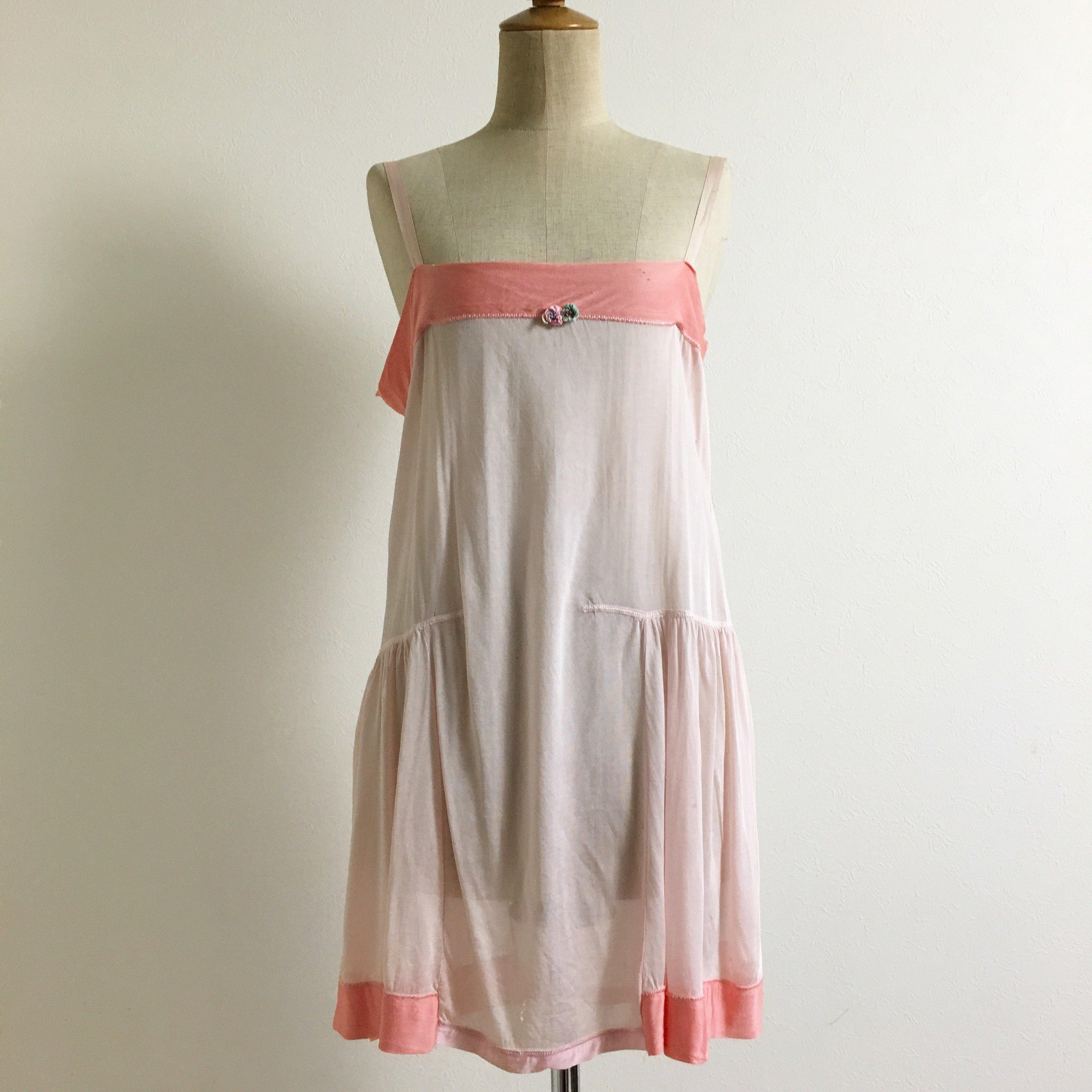 vintage slip lingerie