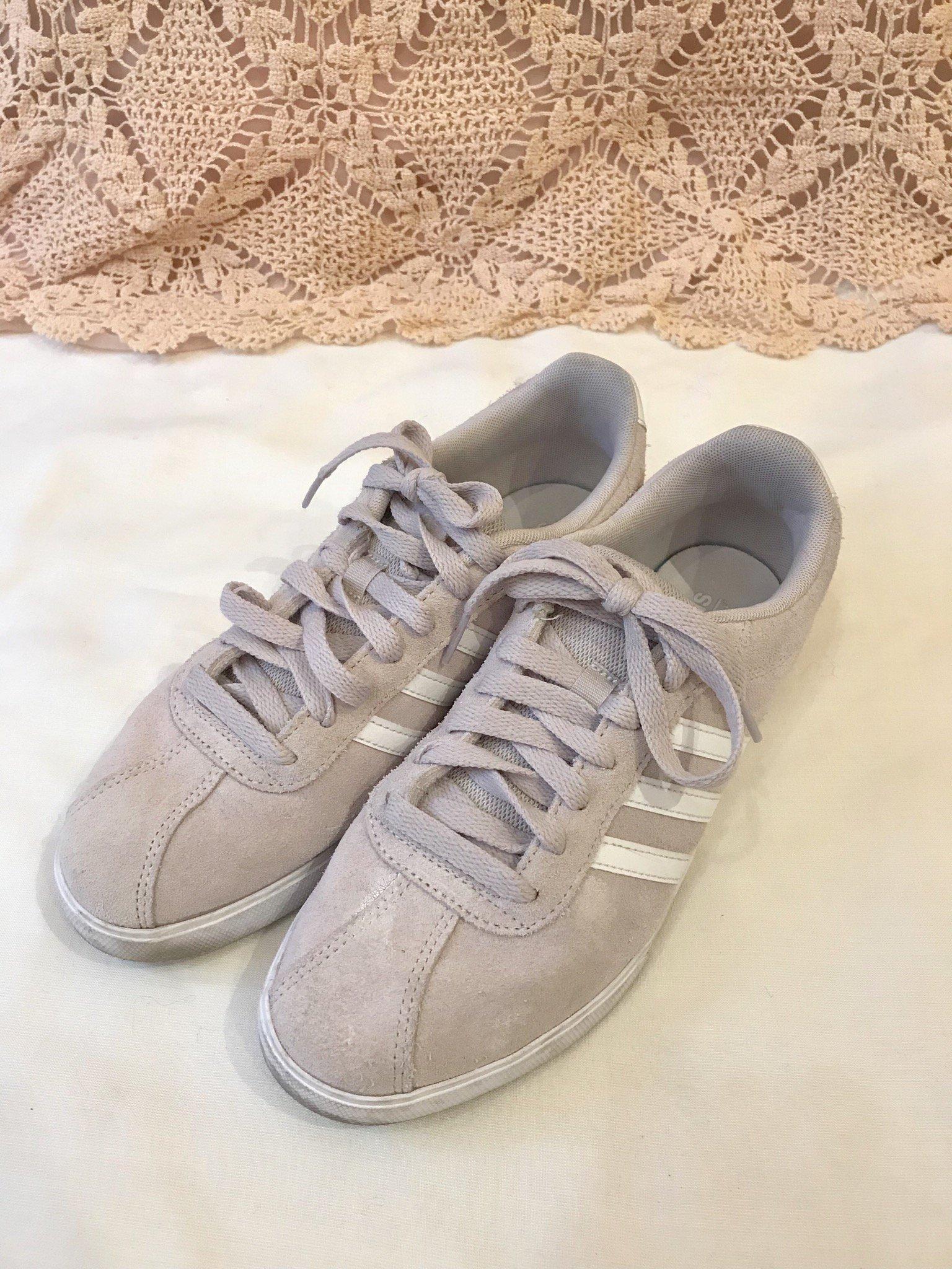 dusty pink  lavender sneaker