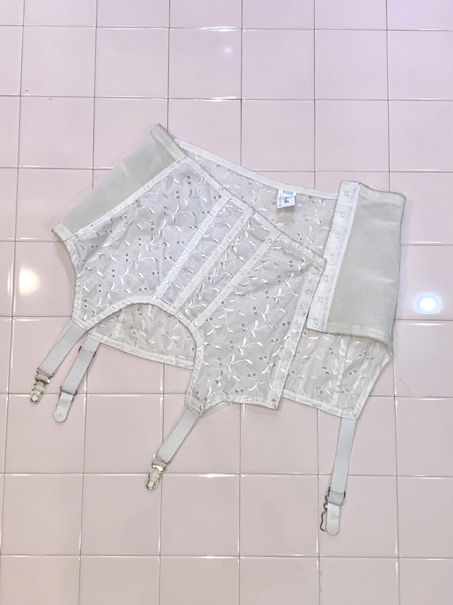 cotton garter