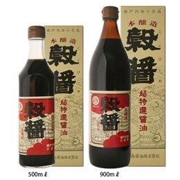 穀醤(こくびしお) 500ml