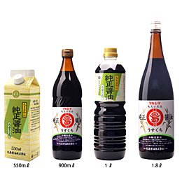 純正醤油(淡口) 1L