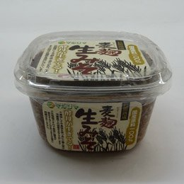 国産 麦麹生みそ(カップ入)600g