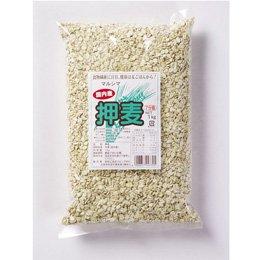 国内産 押麦 1�