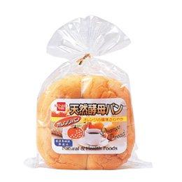 健康フーズ 天然酵母パン オレンジ
