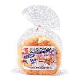 健康フーズ 天然酵母パン レーズン