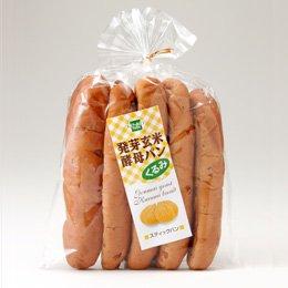 健康フーズ 発芽玄米酵母くるみパン