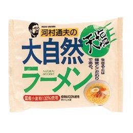 杉食 河村通夫の大自然ラーメン 塩