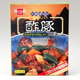 健康フーズ 酢豚の素
