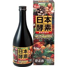日本酵素液 500ml
