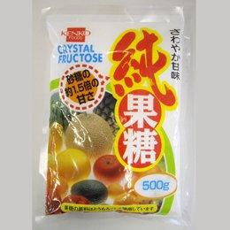 健康フーズ 純果糖 500G
