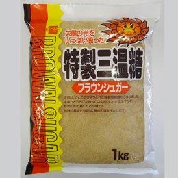 健康フーズ 特製三温糖(大)1kg