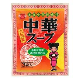 健康フーズ 中華スープ  38g×3
