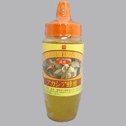 健康フーズ 国産 アカシア蜂蜜<ポリ> 500g
