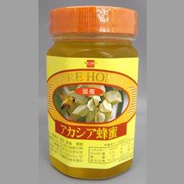 [終売]健康フーズ 国産 アカシア蜂蜜<ビン> 500g