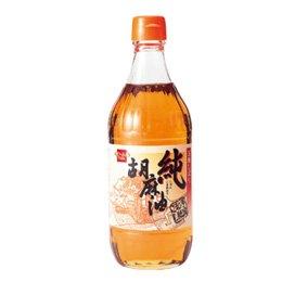 健康フーズ 純胡麻油(大) 450g