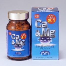 健康フーズ Ca&Mg