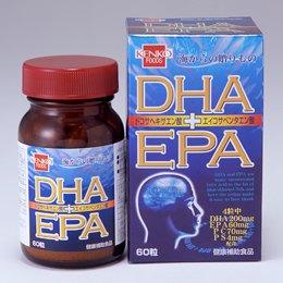 健康フーズ DHA・EPA 60粒