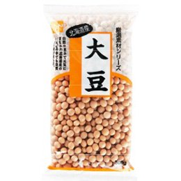 健康フーズ 国産 大  豆 300g