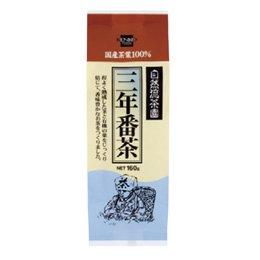 健康フーズ 三年番茶 160G