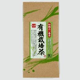 健康フーズ 初摘み一番 有機栽培茶 100g