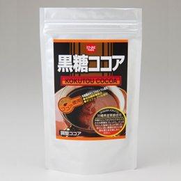 健康フーズ 黒糖ココア 250G