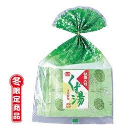 健康フーズ 抹茶入り くず湯 25g×5袋 (冬季限定)