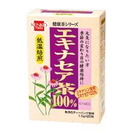 健康フーズ 健康茶シリーズ エキナセア茶 箱