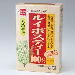 健康フーズ 健康茶シリーズ ルイボスティー 箱