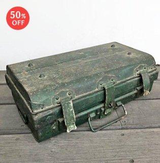 アイアン トランク ビンテージ (S) W465 送料無料 (UBX-053)