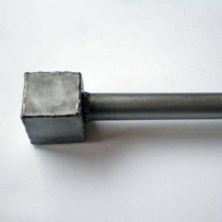 アイアン カーテンポール キューブ - 900 /(PRT-201-M)