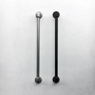 アイアン パイプ ドアハンドル 水道管 タオルハンガー-A500 (PRT-321)