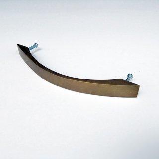 ハンドル 取手 真鍮 ブラス / 流線形タイプ-L 173mm (JB-054) 《メール便選択可》