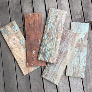 古材 ボード -600mm カラー2色 / ボート古材 棚板 (WD-014)