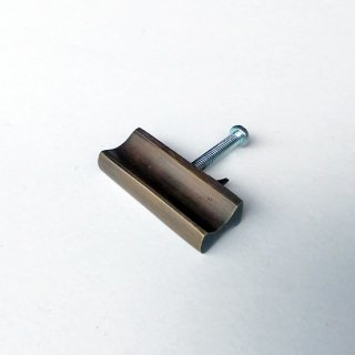 ハンドル つまみ 真鍮 ブラス / 40mm (JB-024) 《メール便選択可》