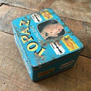 ヴィンテージ缶 再利用 キーボックス B-2【SDGs】(DIX-14-2)