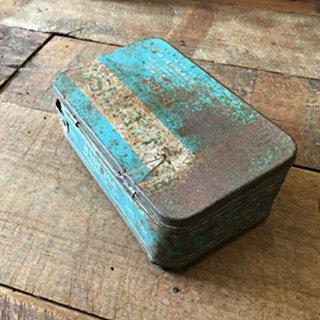 ヴィンテージ缶 再利用 キーボックス B-3【SDGs】(DIX-14-3)
