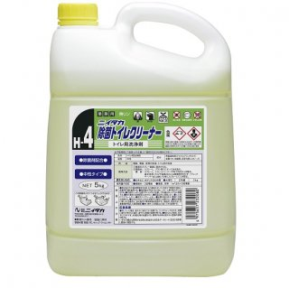 ニイタカ除菌トイレクリーナー 5K