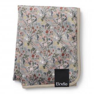【Elodie Details】 エロディーディテールズ/パールベルベットブランケット Vitage Flower