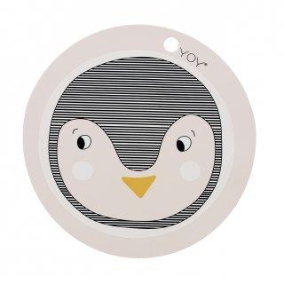 【OYOY】オイオイ/シリコン製プレイスマット/ペンギン Penguin