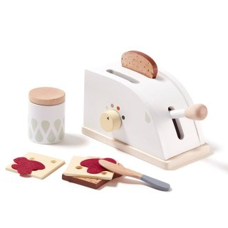 【Kids Concept】 キッズコンセプト/木製トースターセット