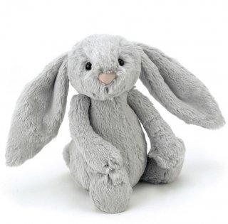 【JELLYCAT】ジェリーキャット/Bashful Silver Bunny Smallサイズ 18cm