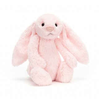 【JELLYCAT】ジェリーキャット/Bashful Silver Pink Mediumサイズ 31cm